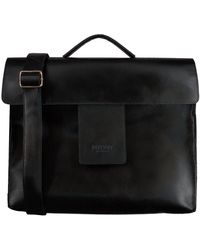 MYOMY Zwarte Laptoptas My Home Bag Business Bag