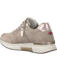 Gabor Beige Lage Sneakers 928 - Naturel