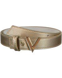 Valentino Gouden Riem Divina Belt - Metallic