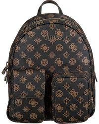 Guess Bruine Handtas Utility Vibe Backpack