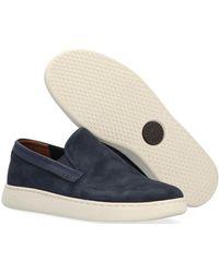 UGG Blauwe Slip-on Sneakers M Pismo Low