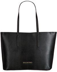 Valentino Schwarze Shopper Kensington