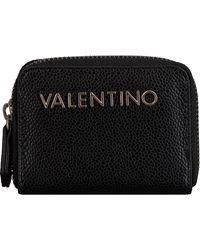 Valentino Schwarze Portemonnaie Vps1r4139g