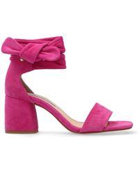 FABIENNE CHAPOT Roze Sandalen Selene