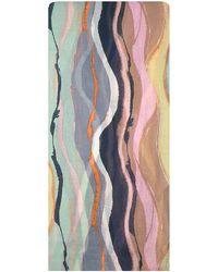 Becksöndergaard Multi Sjaal Tie Dye Organic Scarf - Meerkleurig