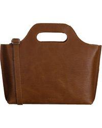 MYOMY Bruine Handtas My Carry Bag Handbag