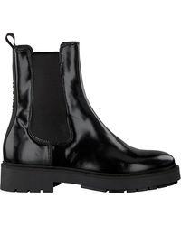 Via Vai Zwarte Chelsea Boots Alexis Zarah