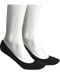 Tommy Hilfiger - Schwarze Socken Women Regular Step - Lyst