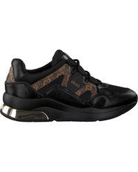 Liu Jo Zwarte Lage Sneakers Karlie 45