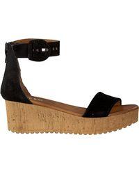 Omoda Zwarte Sandalen 722015