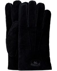 Warmbat Zwarte Handschoenen Gloves Men