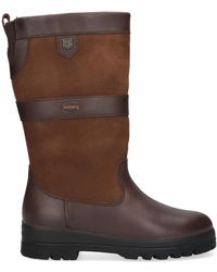 Dubarry Hohe Stiefel Donegal Dames - Braun