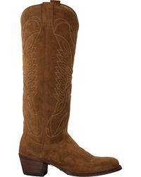 Sendra Cognac Cowboylaarzen 8840 - Bruin