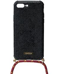 Omoda Rote Accessoires Handykette Xr Iphone Koord