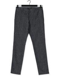 ALBERTO Grijze Pantalon Rob - Meerkleurig