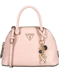 Guess Roze Schoudertas Maddy Small Dome Satchel