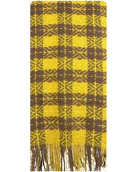 Notre-v Gele Sjaal Cyntha - Geel