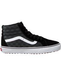 Vans Zwarte Sneakers Ua Sk8-hi Reissue Uc