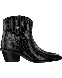 FABIENNE CHAPOT Stiefeletten Holly Zipper Boot - Schwarz