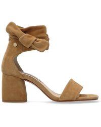 FABIENNE CHAPOT Camel Sandalen Selene - Meerkleurig