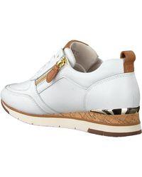 Gabor Witte Lage Sneakers 431