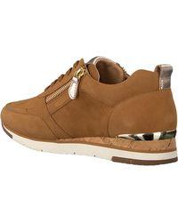 Gabor Cognac Lage Sneakers 431 - Bruin