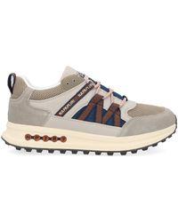 Napapijri - Beige Sneaker Low Slate - Lyst