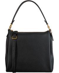 COACH Zwarte Handtas Shay Shoulder Bag
