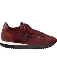 Floris Van Bommel Rote Sneaker 85256