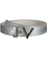 Valentino Zilveren Riem Divina Belt - Metallic