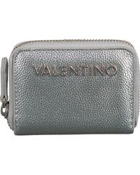 Valentino Silberne Portemonnaie Vps1r4139g - Mettallic