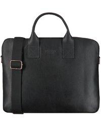 MYOMY Zwarte Laptoptas My Philip Bag Laptop