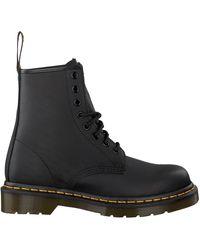 Dr. Martens Schwarze Ankle Boots 1460
