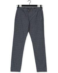 ALBERTO Blauwe Pantalon Rob - Meerkleurig