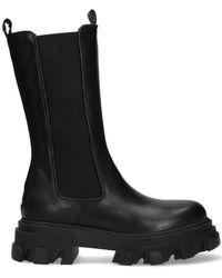Notre-v Zwarte Chelsea Boots 01-574