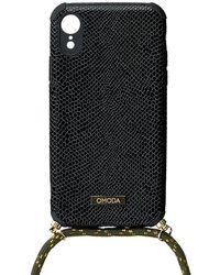 Omoda Grüne Accessoires Handykette Xs/max Iphone Koord
