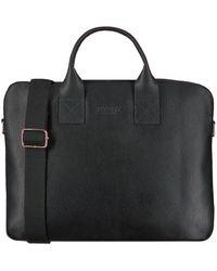 MYOMY Schwarze Laptoptasche My Philip Bag Laptop