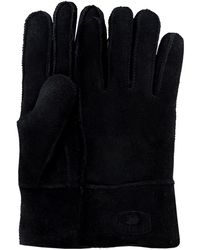 Warmbat Zwarte Handschoenen Gloves Women