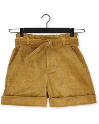 Harper & Yve Oker Shorts Yade-sh - Meerkleurig