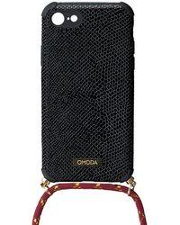 Omoda Rote Accessoires Handykette Xs Iphone Koord