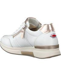 Gabor Witte Lage Sneakers 928