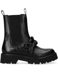 Kennel & Schmenger Zwarte Chelsea Boots 34240