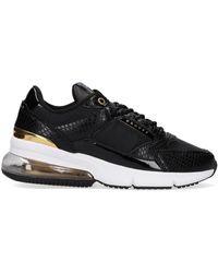 Cruyff Sneaker Low Diamond - Schwarz