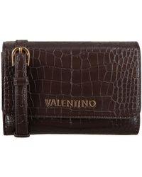 Valentino Bruine Schoudertas Grote Belt Bag