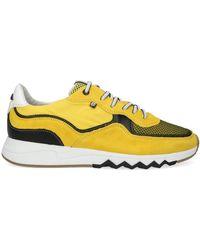 Floris Van Bommel - Gelbe Sneaker Low 16392 - Lyst