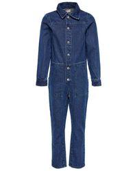 ONLY Jeans Jumpsuit - Blau