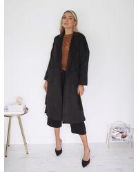 Ontrend Susie Overcoat - Multicolour