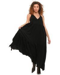WEILI ZHENG Dress - Black