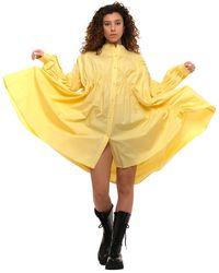 WEILI ZHENG Dress - Yellow