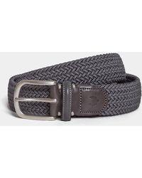 Brydon Brothers Grey / Grey Langley Belt - Gray